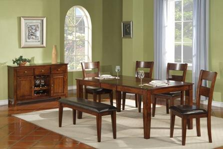 Shop Holland House Sydney Leg Table at Mealey's Furniture