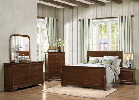 Shop Homelegance Abbeville Dresser & Mirror at Mealey's Furniture