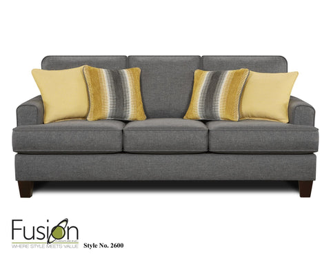 Shop Fusion Maxwell Sofa at Mealey's Furniture