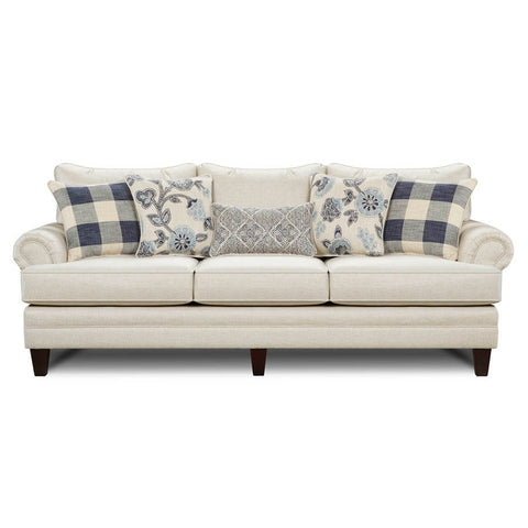 Shop Fusion Catalina Linen Sofa at Mealey's Furniture