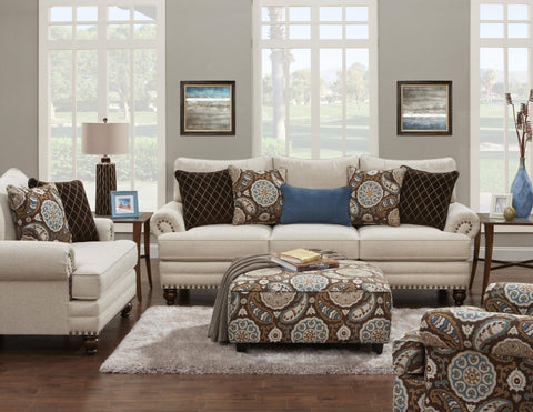 Shop Fusion Anna Sofa at Mealey's Furniture