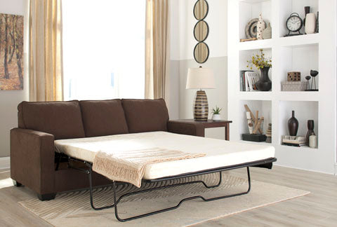 Zeb Expresso Queen Sofa Sleeper