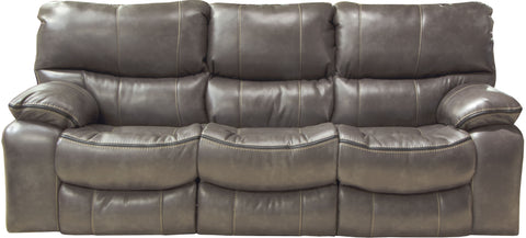 Shop Catnapper Camden Steel Power Reclining Sofa at Mealey's Furniture