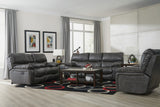 Shop Catnapper Camden Steel Reclining Sofa at Mealey's Furniture