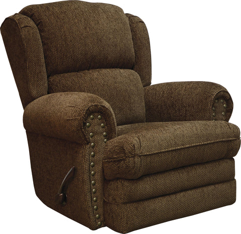 Shop Jackson Carriage House Espresso Rocker Recliner at Mealey's Furniture