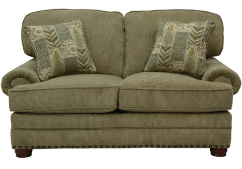 Shop Jackson Carriage House Mineral Loveseat at Mealey's Furniture