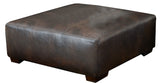 "Shop Jackson Lawson 40"" Godiva Cocktail Ottoman at Mealey's Furniture"