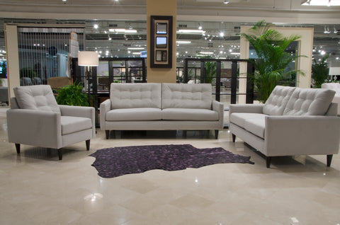 Shop Jackson Haley Dove Loveseat at Mealey's Furniture