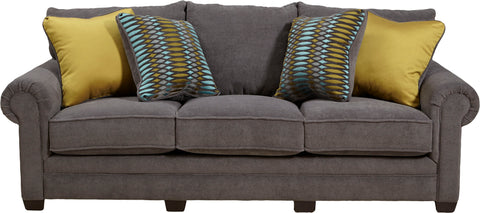 Shop Jackson Anniston Carbon Sofa at Mealey's Furniture