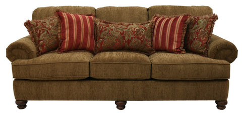 Shop Jackson Belmont Umber Sofa at Mealey's Furniture
