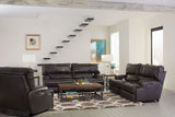 Shop Catnapper Wembley Steel Power Reclining Loveseat at Mealey's Furniture