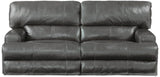 Wembley Steel Reclining Sofa