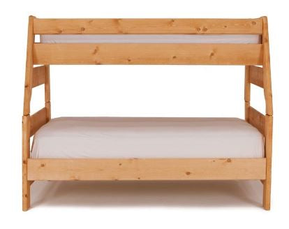 Shop Trendwood Bunkhouse Twin Over Full Bunkbed at Mealey's Furniture