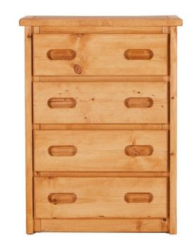 Bunkhouse  4 Drawer Chest