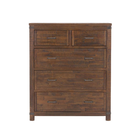 Shop Mealey's Bowery 5 Drawer Chest at Mealey's Furniture