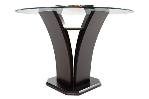 Shop Homelegance Daisy Counter Height Table at Mealey's Furniture