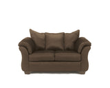Shop Ashley Furniture Darcy Cafe Sofa and Loveseat at Mealey's Furniture