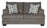 Shop Ashley Furniture Dorsten Slate Loveseat at Mealey's Furniture