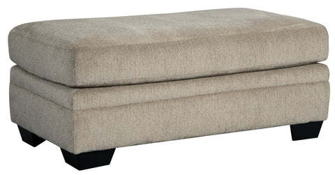 Shop Ashley Furniture Dorsten Sisal Ottoman at Mealey's Furniture