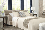 Shop Ashley Furniture Dorsten Sisal Sofa Queen Sleeper at Mealey's Furniture