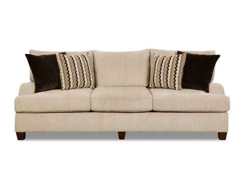Trinidad Taupe Sofa Mealey S Furniture