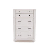 Shop Mealey's Brighton 5 Drawer Chest at Mealey's Furniture