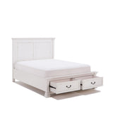 Shop Mealey's Brighton Queen Storage Bed at Mealey's Furniture