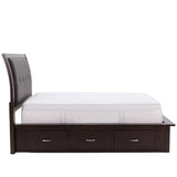 Shop Mealey's Lincoln Park Queen Storage Bed at Mealey's Furniture
