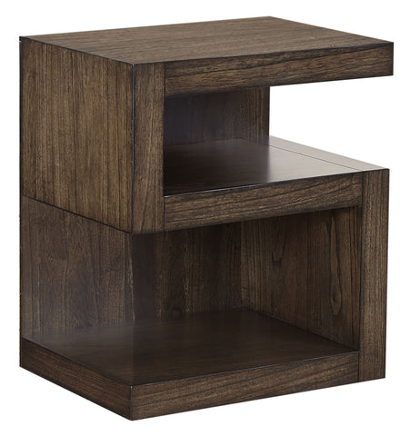 Shop Aspen Home Modern Loft Brown S Nightstand at Mealey's Furniture