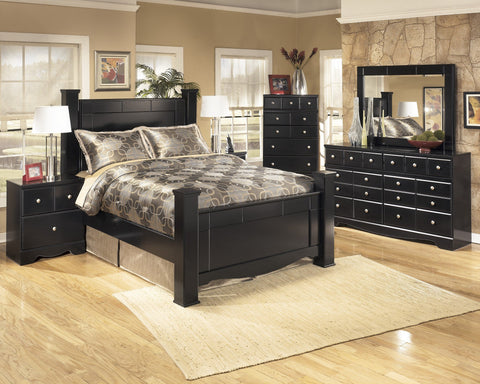 Shop Ashley Shay King Bed at Mealey's Furniture