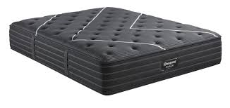 Black L-Class Medium Pillow Top