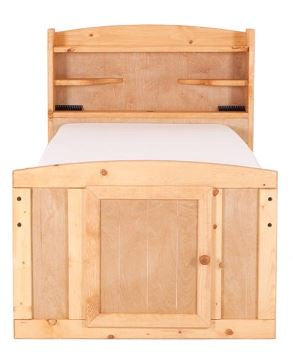 Shop Trendwood Bunkhouse Full Captain Bed at Mealey's Furniture