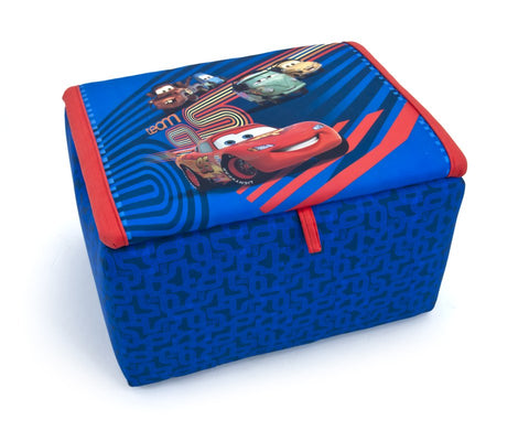 Shop Kidz World Disney Cars Storage Box at Mealey's Furniture
