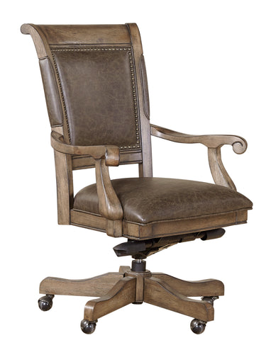 Shop Aspenhome Arcadia Office Chair at Mealey's Furniture