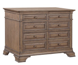 Shop Aspenhome Arcadia Combo File Cabinet at Mealey's Furniture