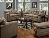 Luna Mineral Living Room Set