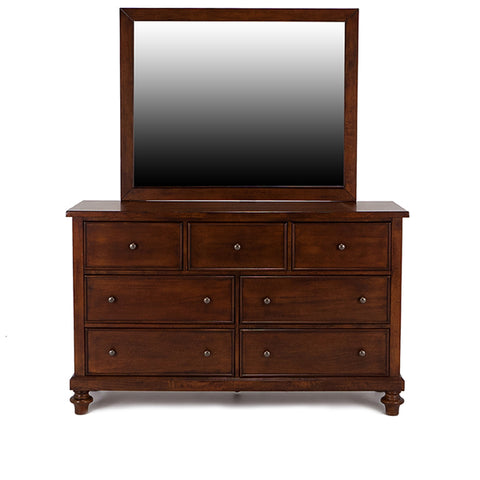 Shop Mealey's Mirada Dresser & Mirror at Mealey's Furniture