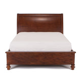 Shop Mealey's Mirada Queen Sleigh Bed at Mealey's Furniture