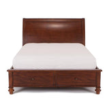 Mirada Queen Storage Bed