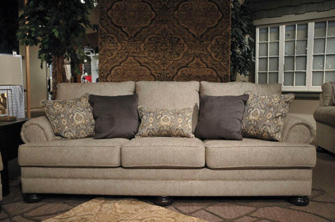 Kananwood Oatmeal Queen Sofa Sleeper