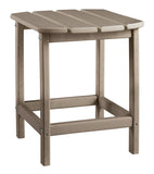 Sundown Treasure Grayish Brown End Table