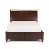 Tribeca King Storage Bed