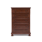 Shop Mealey's Jackson 5 Drawer Chest at Mealey's Furniture