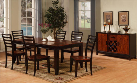 Shop Holland House Aspen Dining Table at Mealey's Furniture