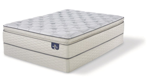 Shop Serta Sertapedic Alverson Super Pillowtop Firm at Mealey's Furniture