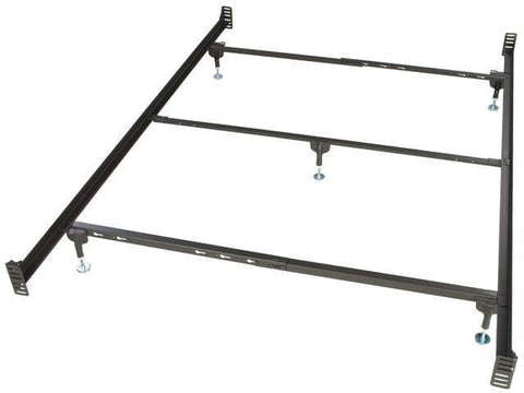 Shop Glideaway Metal Bed Frame Glideaway Steel Bolt On Queen Bed Frame at Mealey's Furniture