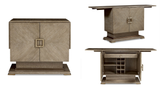 Shop A.R.T. Furniture Cityscapes Bar Server at Mealey's Furniture