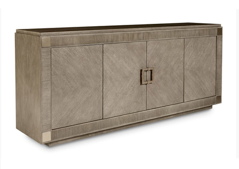 Shop A.R.T. Furniture Cityscapes Console at Mealey's Furniture