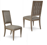 Shop A.R.T. Furniture Cityscapes Lattice Back Side Chair (232203 2323 P2) at Mealey's Furniture