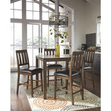 Puluxy Square Counter Height Table Set